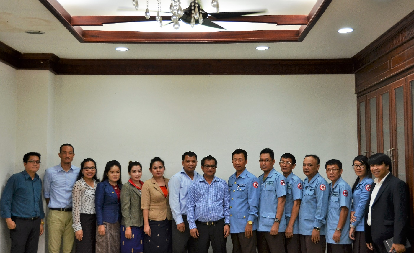 UXO LAO – CMAC BEGIN THE THIRD EXCHANGE PROGRAMME UNDER SOUTH-SOUTH COOPERATION PROJECT – PHASE II